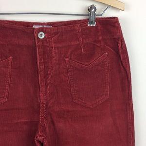 🍁 Relay Jeans - Bell / Flare Leg Corduroy Pants